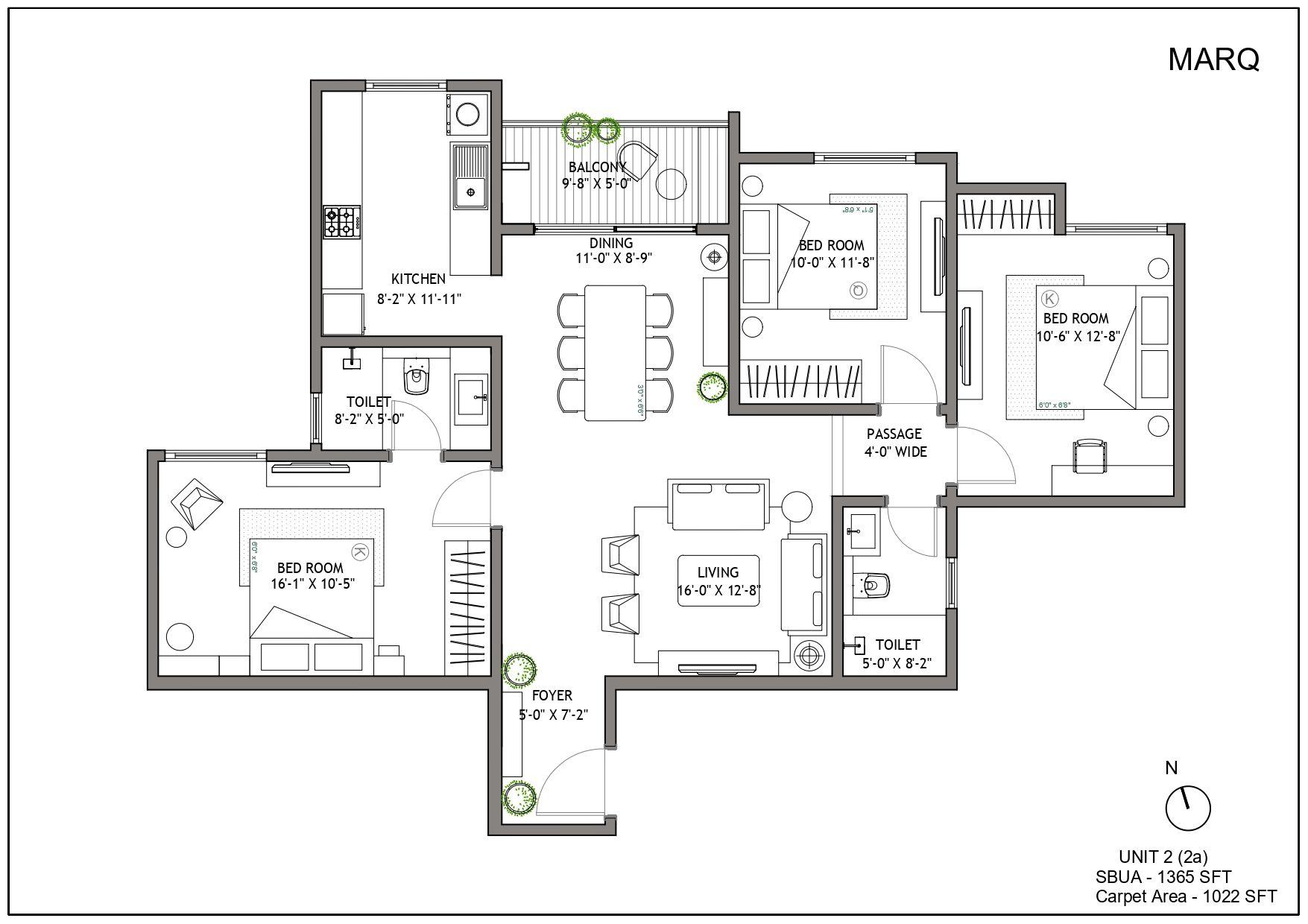 Assetz Marq Floor Plan Floor Plans Marq How To Plan