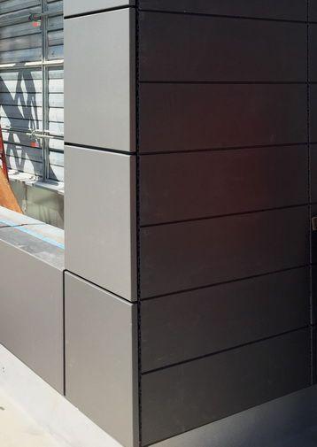 Aluminium Composite Panel Exterior Designs Google Material Pinterest Exterior