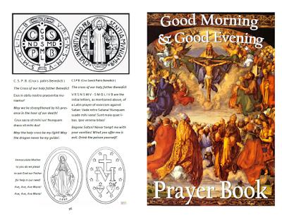 daily prayer book for catholics