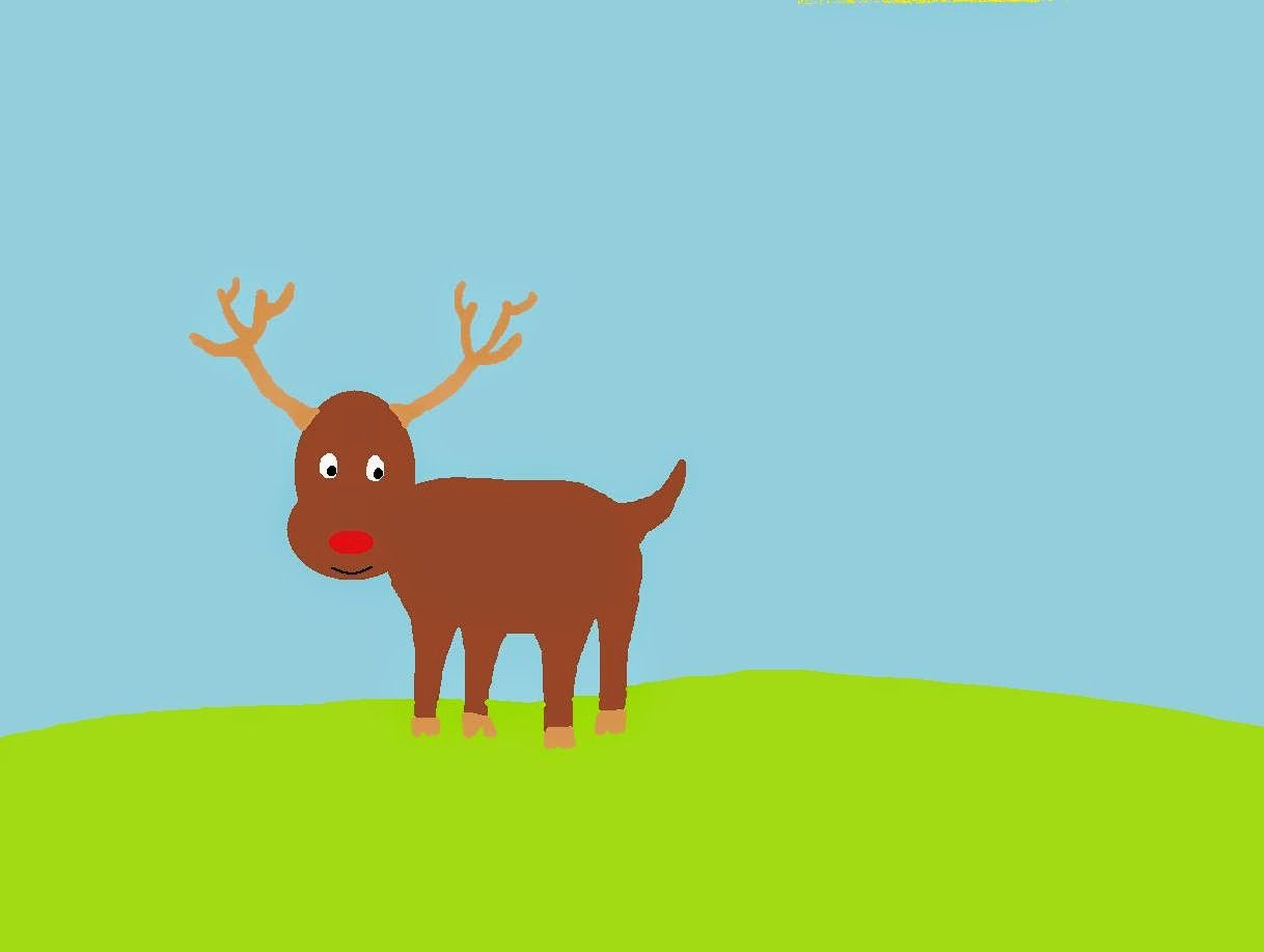 Nothing But Limericks: A Reindeer Named Yannick - Funny Christmas ...
