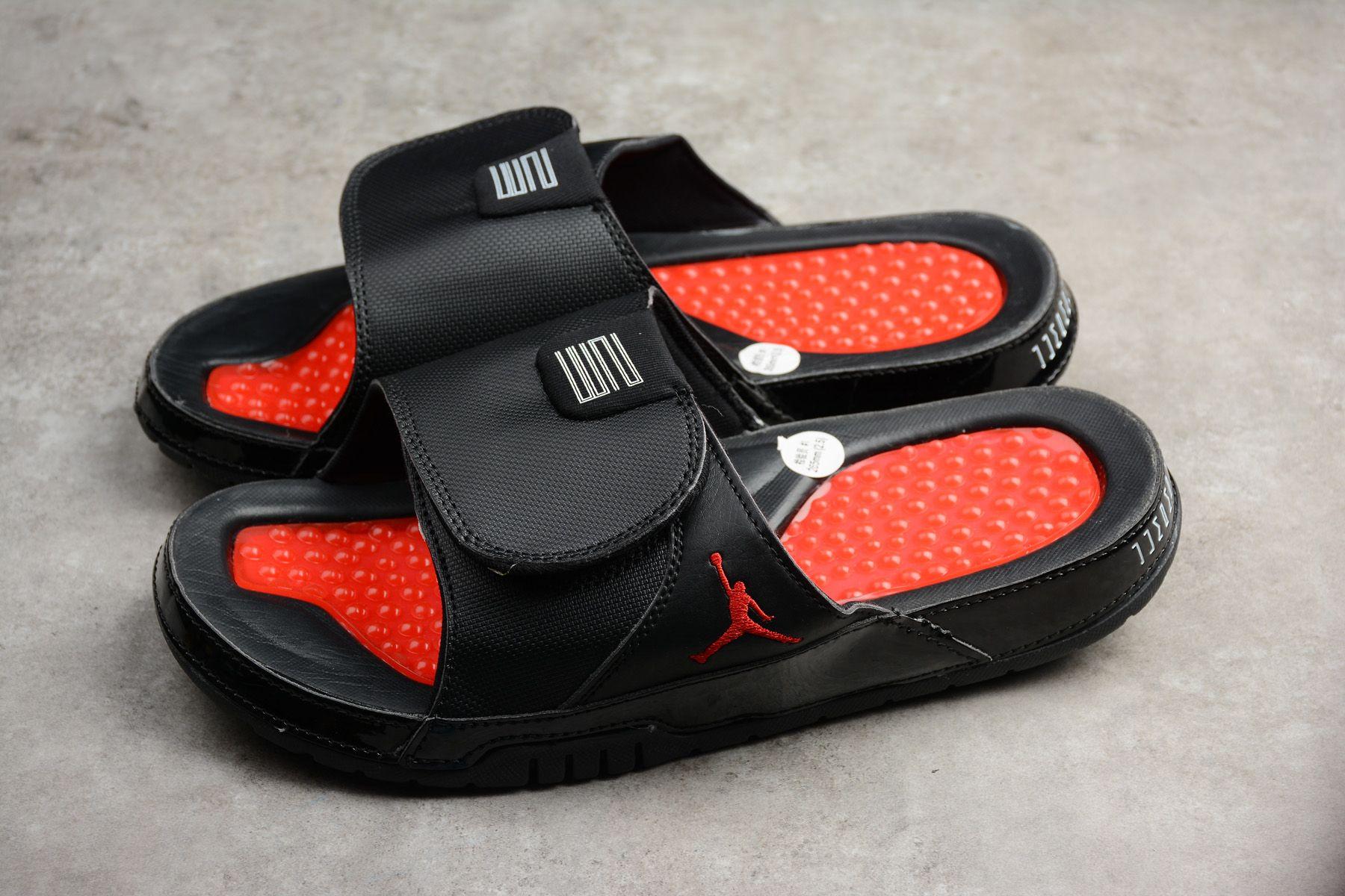 721114793f0 Where to buy Air Jordan 11 Hydro Slides Bred Sandals | Jordan Release Dates  2018