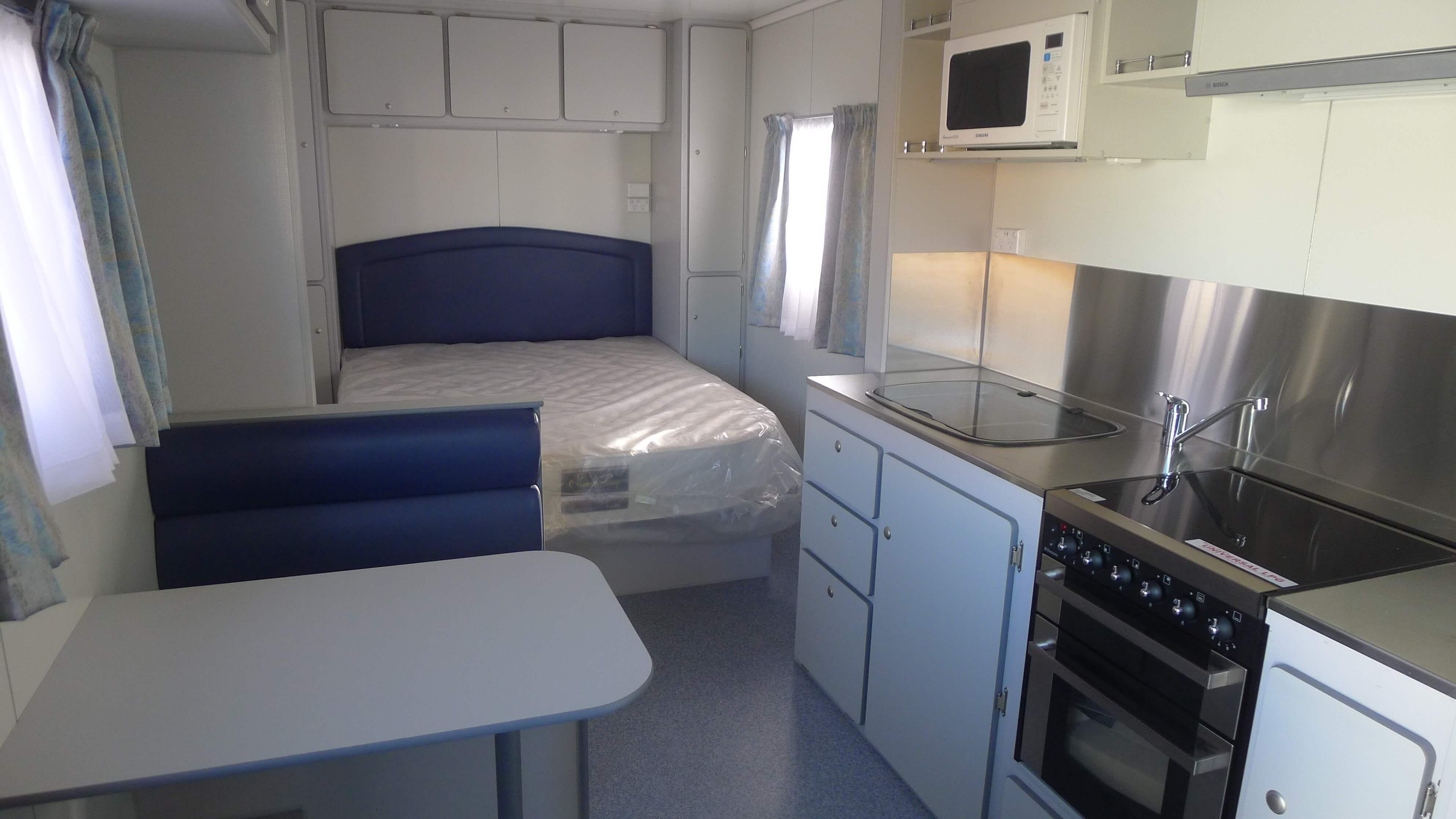 AllWays Commercial Exploration Caravans Caravan hire