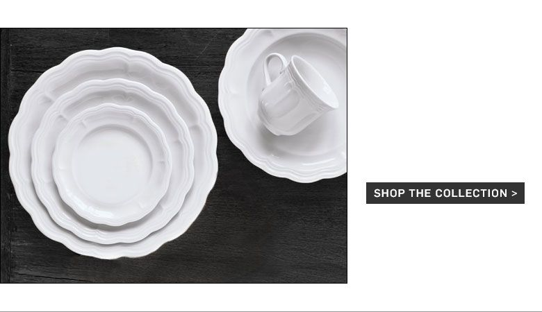 Shop Williams-Sonoma\u0027s complete selection of dinnerware collections. Find exclusive dinnerware sets and dishes in a variety of styles.  sc 1 st  Pinterest & Pillivuyt Queen Anne Dinnerware   FSS Domestications   Pinterest ...
