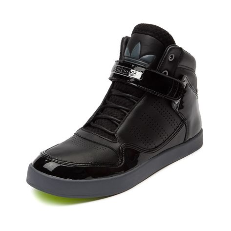 carrera cepillo Arsenal  Mens adidas Adi-Rise 2.0 Athletic Shoe, Black Charcoal | Journeys Shoes |  Adidas men, Black charcoal, Sneakers