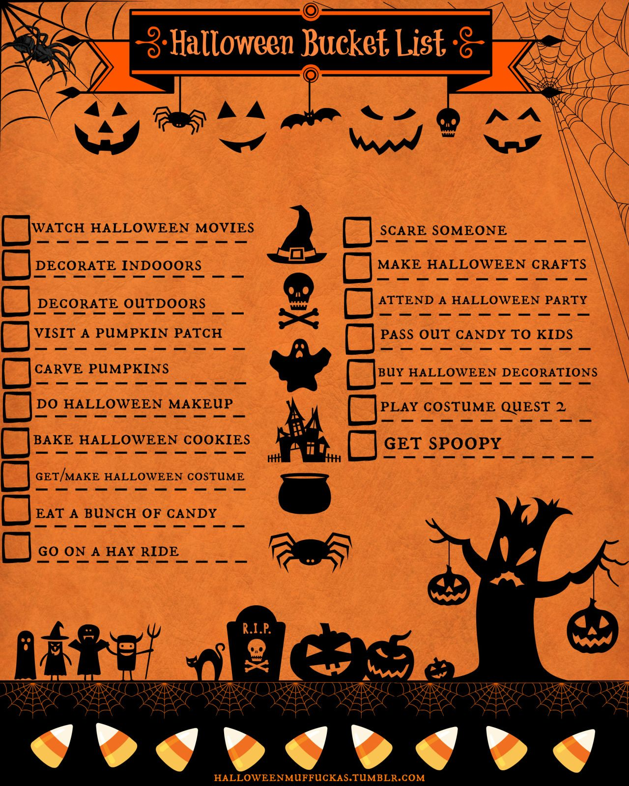Autumn Time — halloweenmuffuckas This is my Halloween