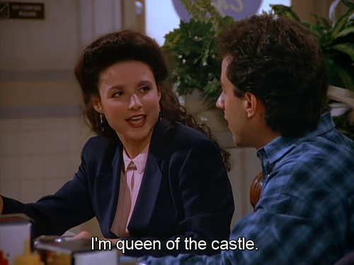 Master Of Her Domain Seinfeld Funny Seinfeld Seinfeld Quotes