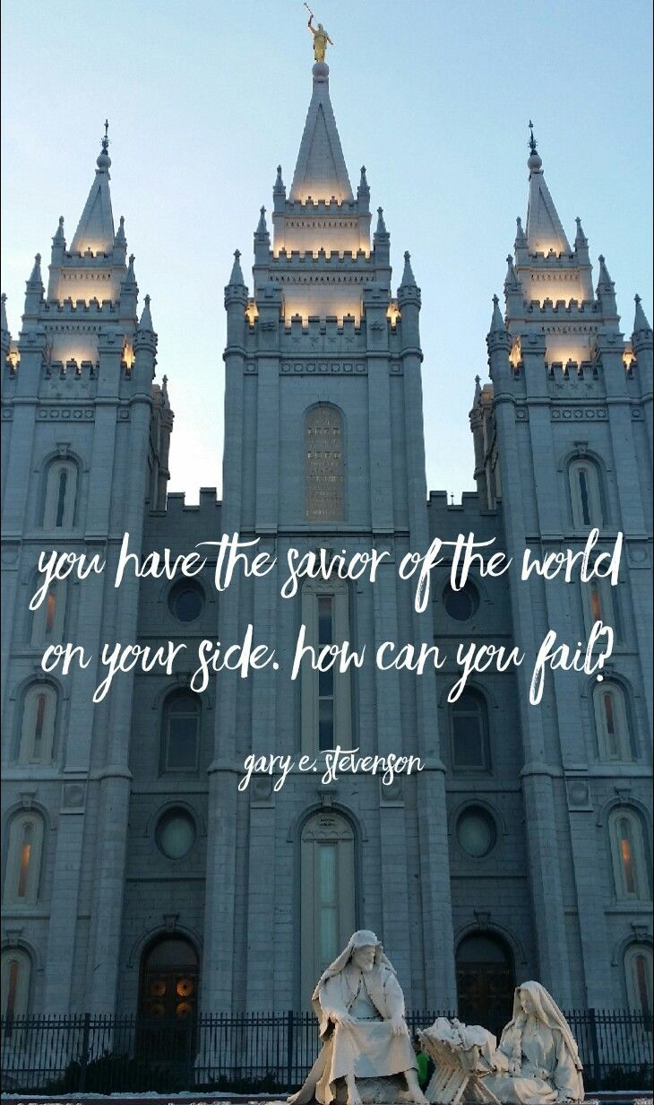 Inspiring And Positive Quotes Alluring Lds Quotes Gary Estevenson #financequotes  Sud Quotes  Pinterest .