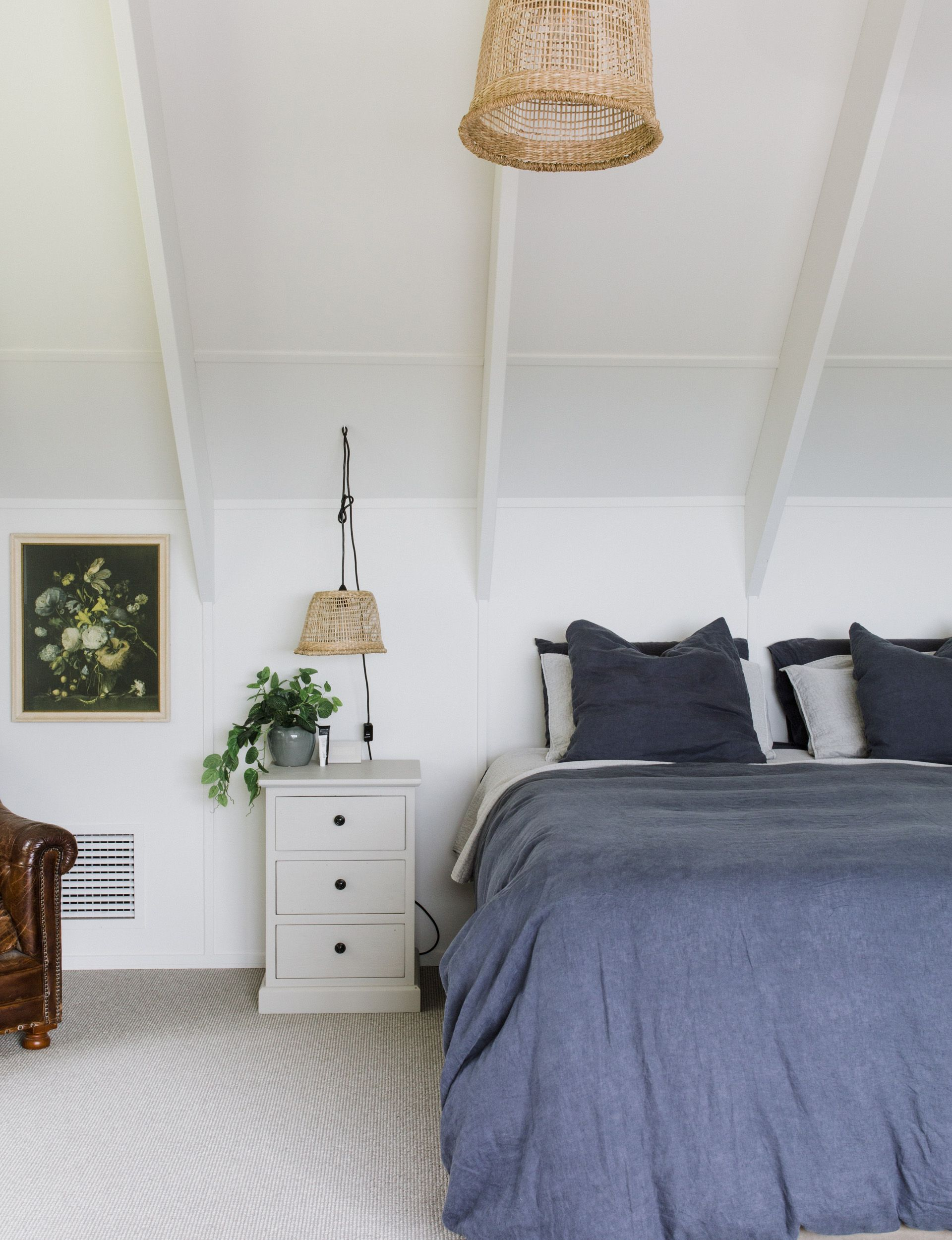 A converted barn gets a Nordic farmhouse new look