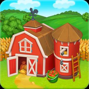 Farm Town Happy farming Day & with farm game City v2.55