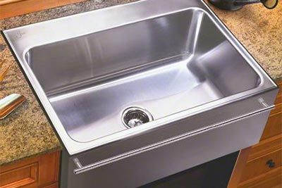 Oversized Stainless Steel Kitchen Sinks Galery oversized kitchen sink galery oversized kitchen sink just mfg extra large stainless steel apron front single bowl drop in workwithnaturefo