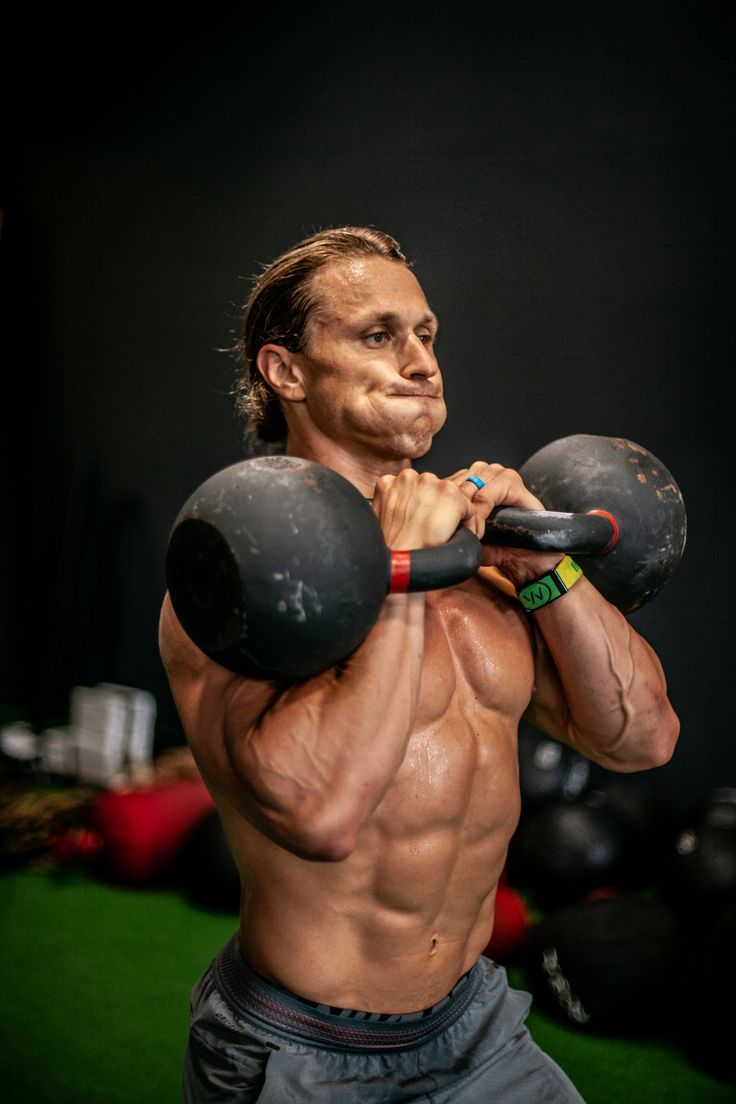 How to Build Functional Mass with Kettlebells
