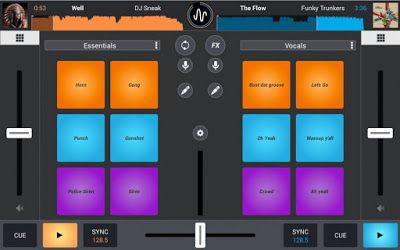 Cross DJ Free Apk For Android – Mod Apk Free Download For