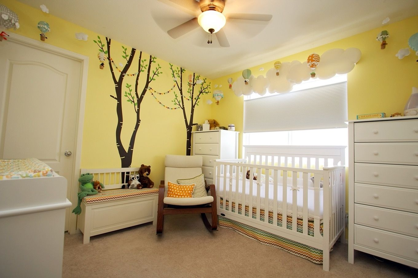 2018 Green And Yellow Baby Room Best Color Furniture For You Check More At Http