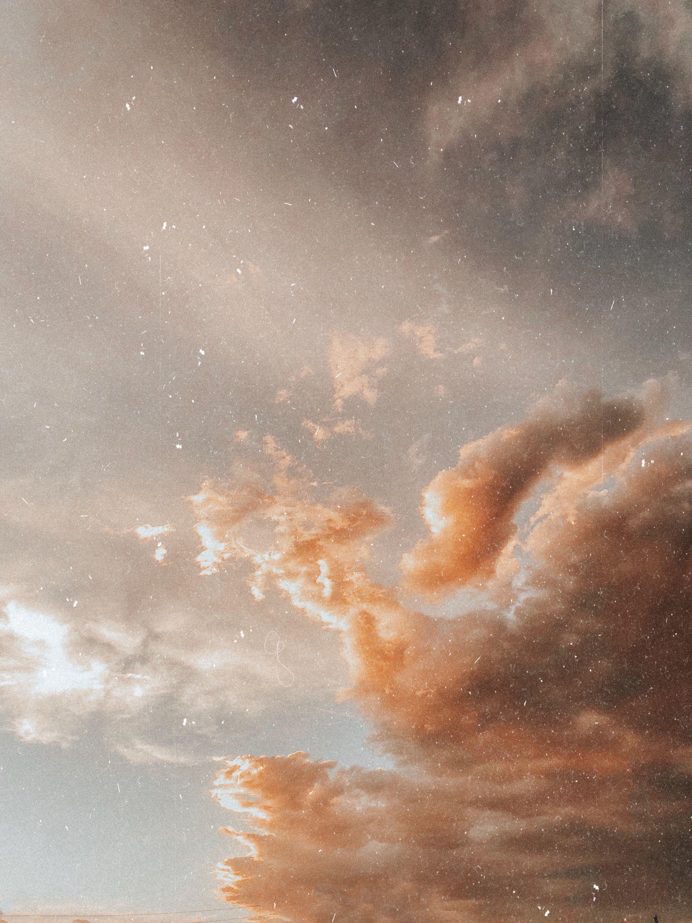 Aesthetic Cloud Wallpaper Pinterest