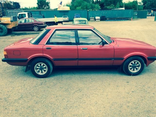 1983 Ford Cortina For Sale Classic Cars For Sale Uk Ford