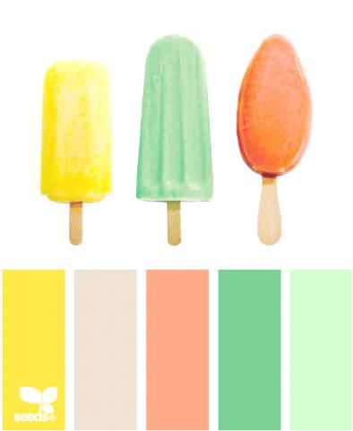 Colores para llenar de alegría un espacio