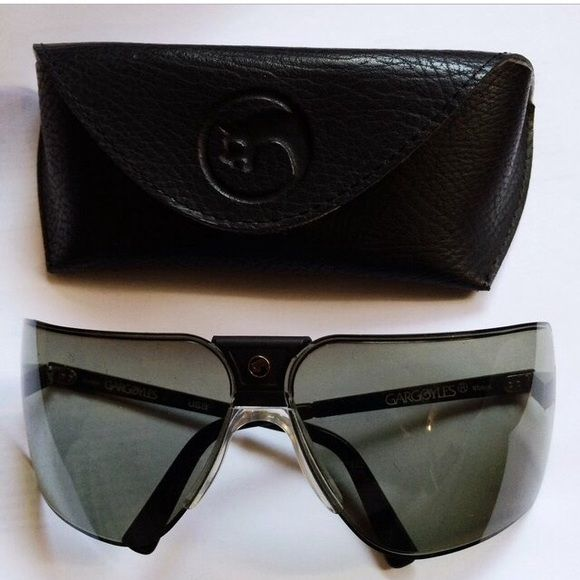 19806c1a2 Gargoyles sunglasses Vintage Gargoyles sunglasses pre-own in good  condition. Made in the USA. It also has some light scratches on lens and  arms.