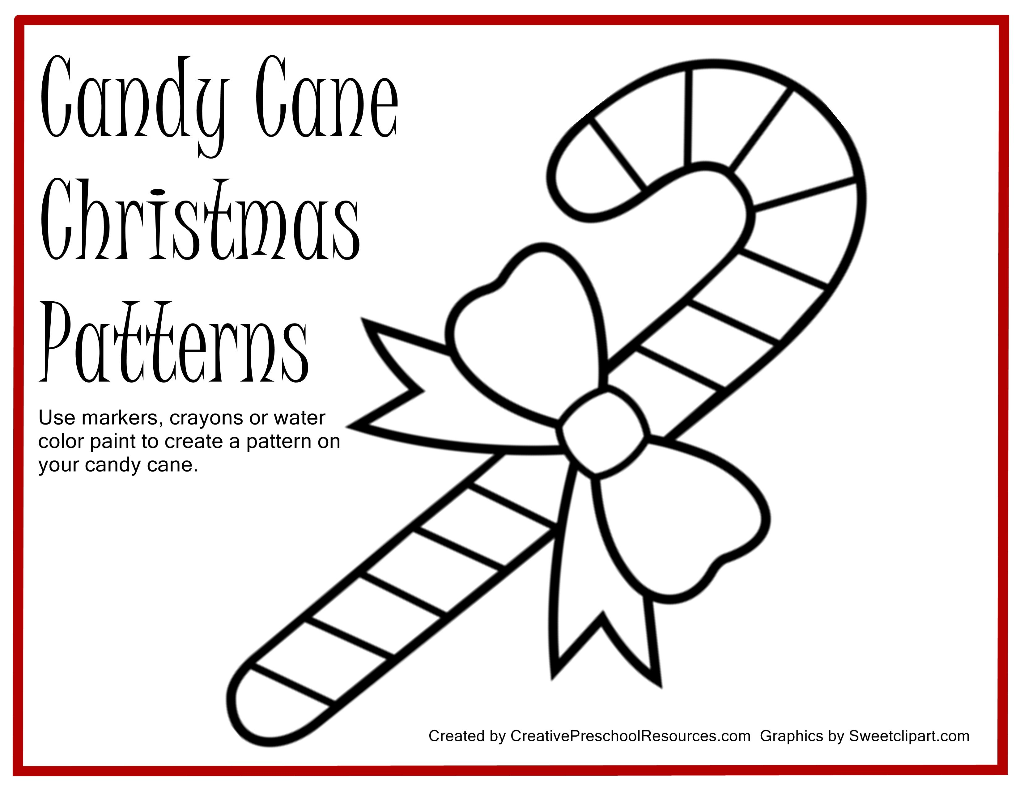Creative Preschool Resources Free Printable For Painting