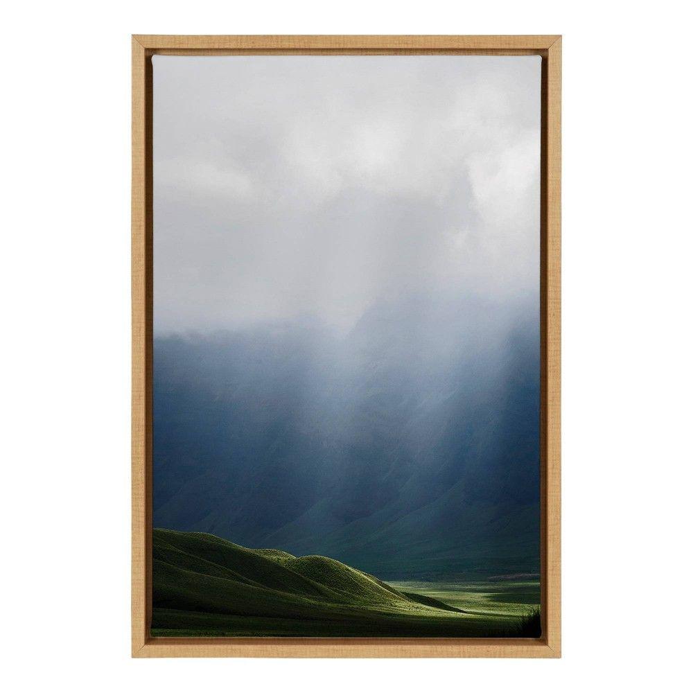 16 X 23 Light Framed Canvas Wall Art Amanti Art Framed Wall Canvas Framed Canvas Wall Art Target Wall Art