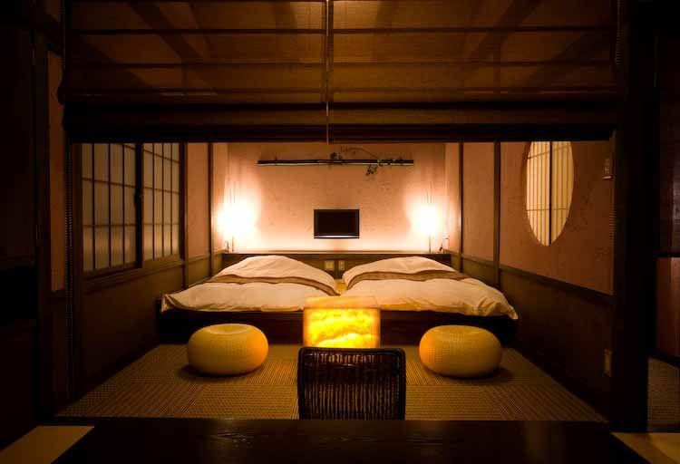 Japanische Häuser, Japanischer Stil, Japanisch Modern, Modern Asiatisch,  Japanisches Schlafzimmer, Asiatischer Style, Zen Stil, Innenarchitektur, ...