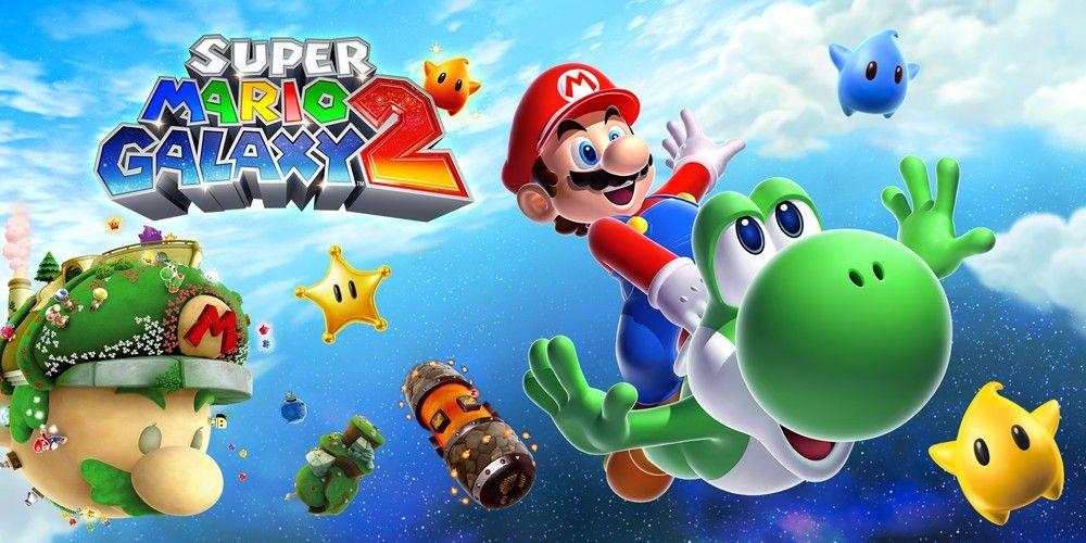 Super Mario Galaxy 2 Super Mario Galaxy Super Mario Games Super Mario