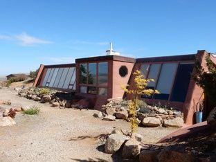 Dewey Home Earthship Hobbit House Yukon