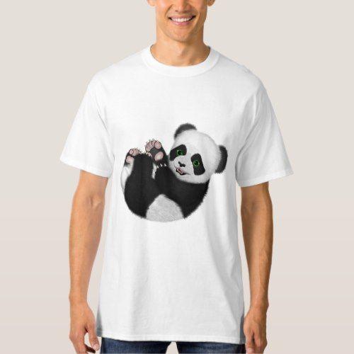 Baby Panda Bear T-Shirt   Zazzle.com #babypandabears