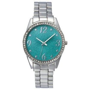Xhilaration® Boyfriend Watch - Silver