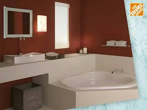 Baño con tina My house Pinterest Baño, Cuarto de baño y Duchas