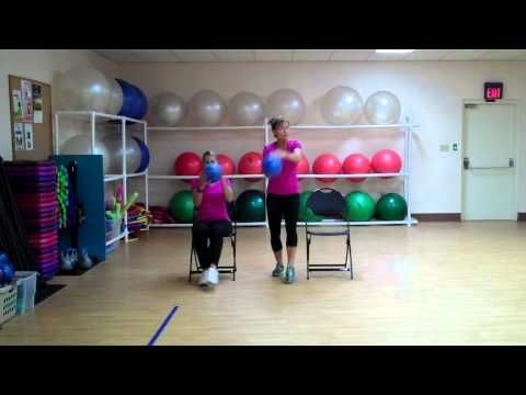 older adult standing ball  youtube with images  ball