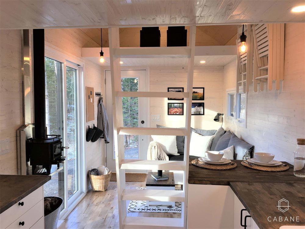 Cabane Tiny Cabin | Cabina y Chalets
