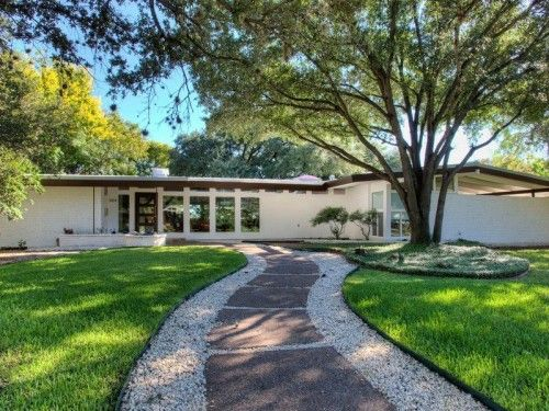 For Sale MidCentury Homes With Modern Upgrades Mid century