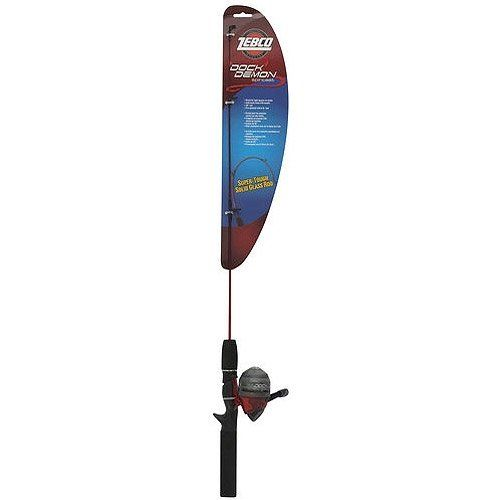 This 30-inch long combo features a virtually indestructible solid Z-Glass rod blank that can be sensitive and tough at the same time....