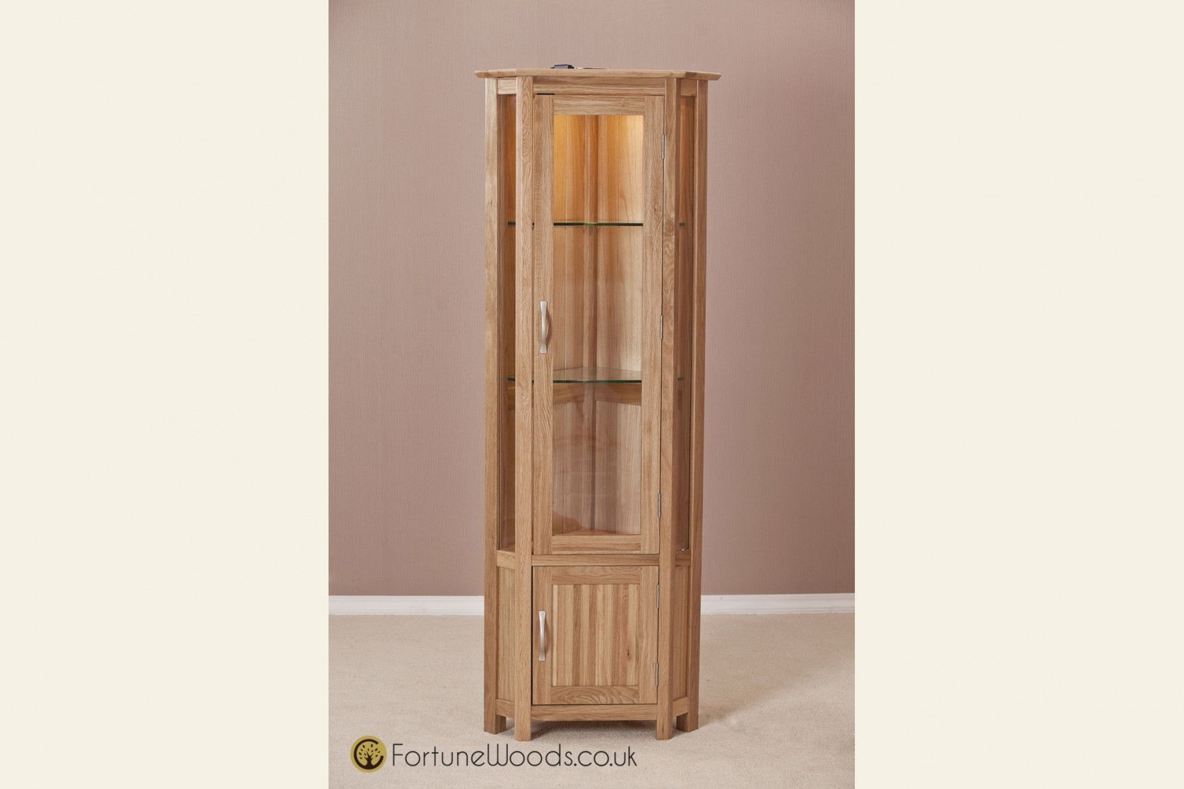 77 Oak Display Cabinets With Glass Doors Kitchen Decor Theme Ideas Check More At Http Ww Oak Display Cabinet Corner Display Cabinet Glass Cabinets Display