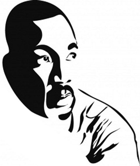 Martin Luther King Jr Kids Coloring Pages Free Colouring Pictures To Print Free Coloring Pictures Coloring Pictures To Print Colouring Pictures