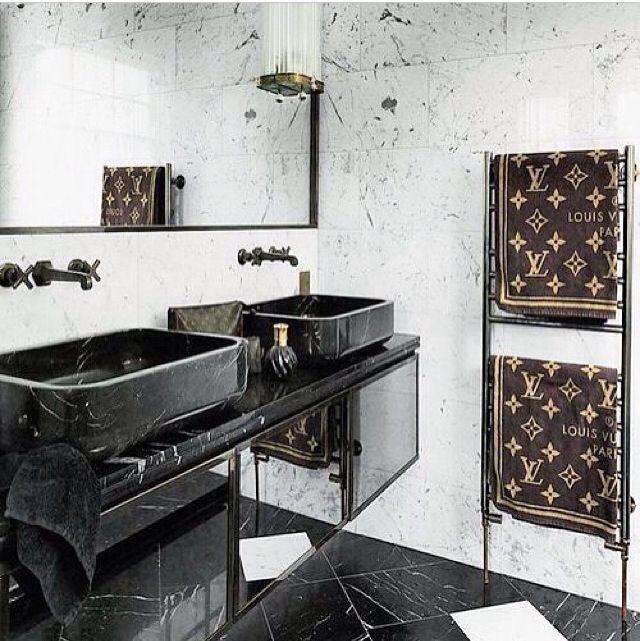 Louis Vuitton Bathroom White Marble Bathrooms Marble Bathroom Designs Black Marble Bathroom
