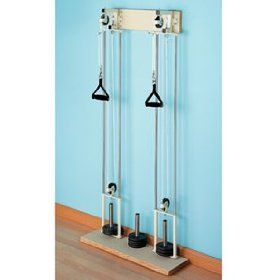 chest pulley weights model 2626 with images  diy home