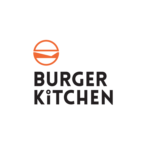 Burger Kitchen: Burger Kitchen Logo Klaudia Szymanska
