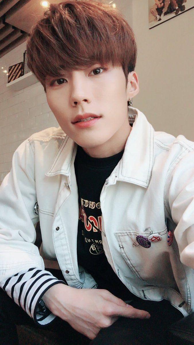 Korean baby boy hairstyle we are imfact  photo  imfact  pinterest
