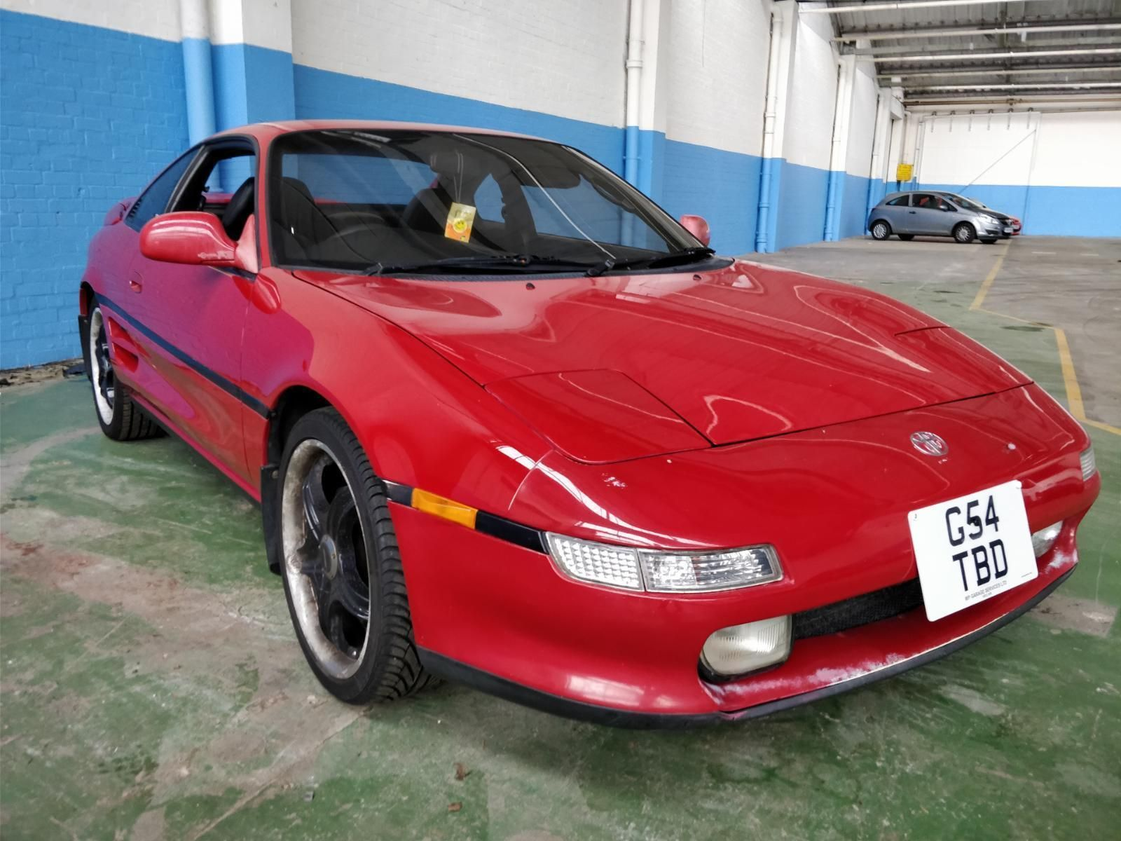 This 1990 Toyota Mr2 Turbo Coupe Petrol is for sale