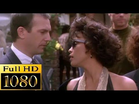 The Bodyguard 1992 F U L L Movie Kevin Costner Whitney Houston G The Bodyguard Movie Full Movies Movies