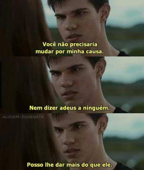 Pin De Twilight Saga Em Jacob Black Frases De Filmes