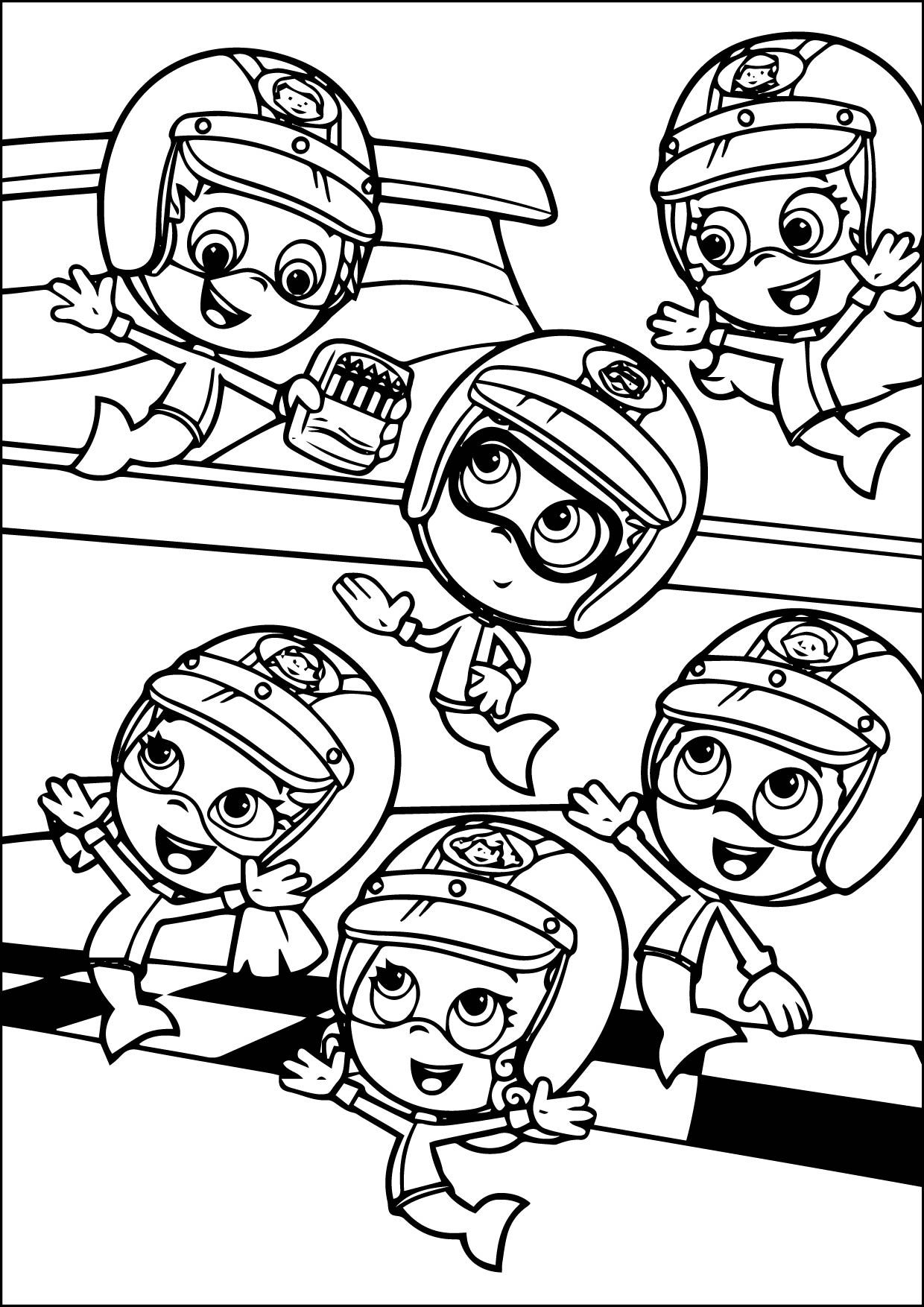 awesome coloring page 10-10-2015_135329-01 | Bubble ...