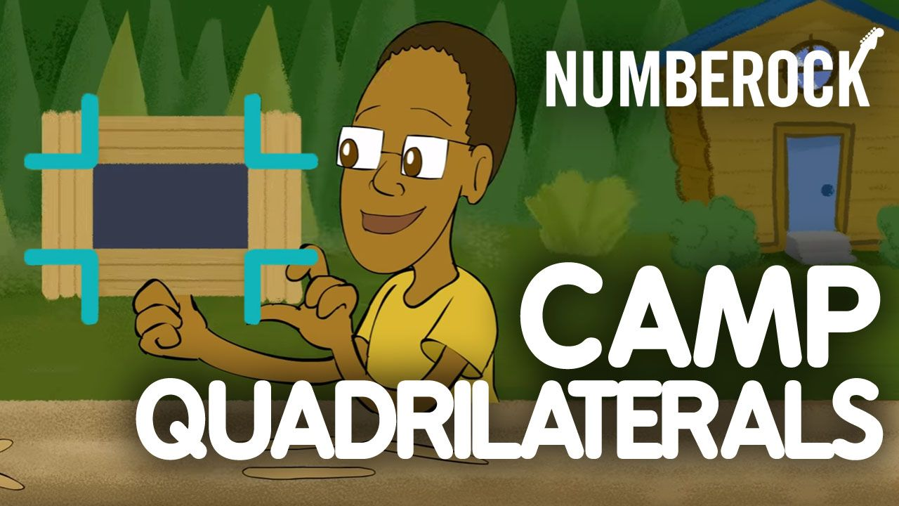 Free Quadrilaterals Song for Elementary School Ages | 4th Grade Math ...