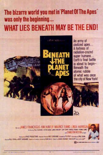 Beneath The Planet Of The Apes Google Search Planet Of The Apes Movie Posters Planet Of The Apes Original Movie Posters