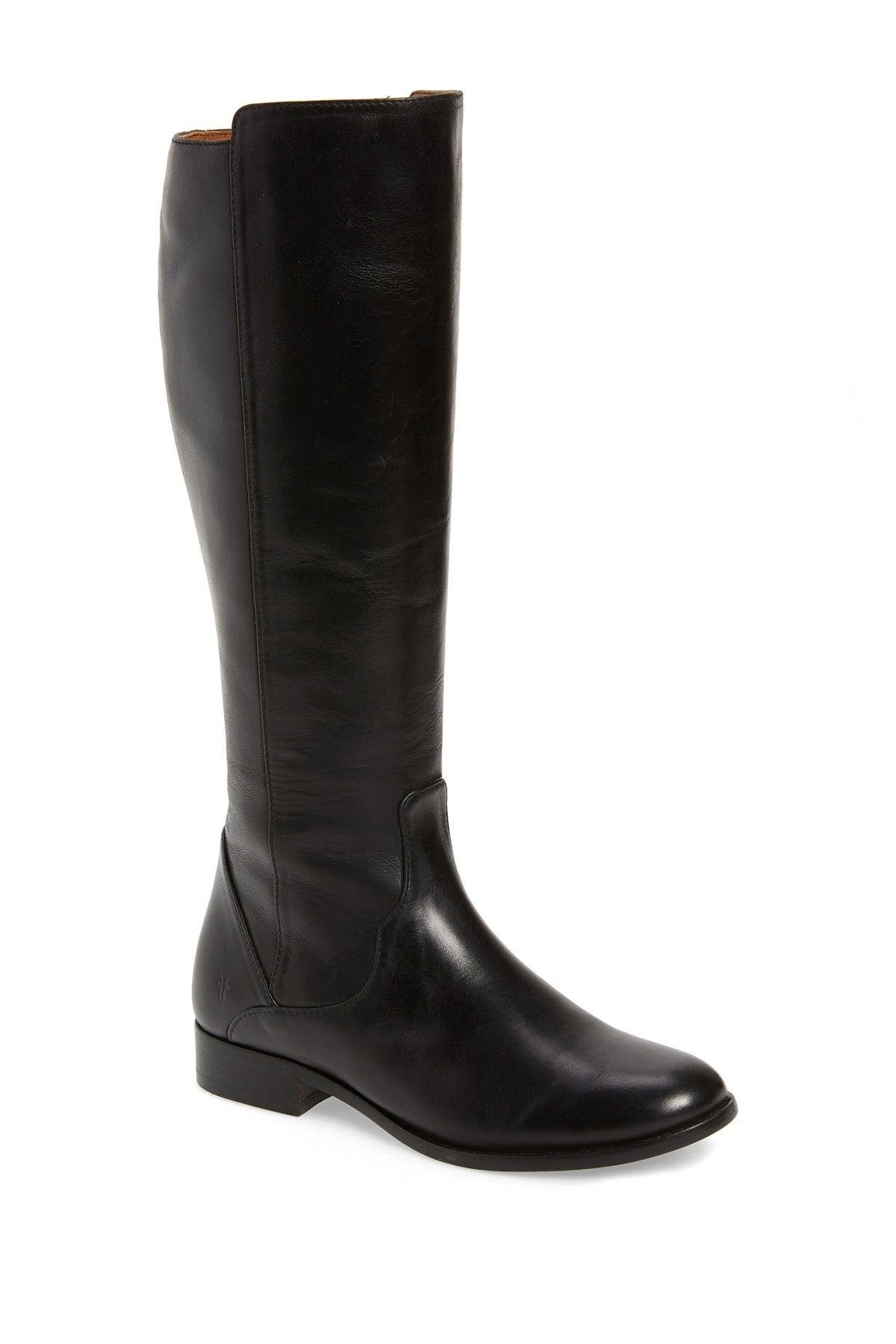 Frye | Carly Leather Tall Boot (Regular & Extended Calf #nordstromrack
