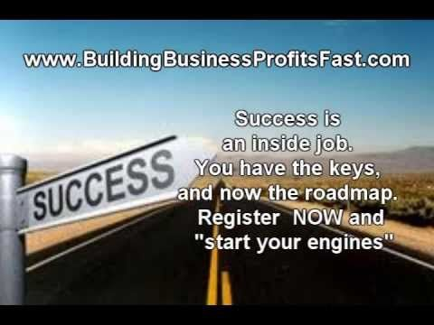 A Gift For You - Get The Into and First Chapter of Building Business Profits Fast