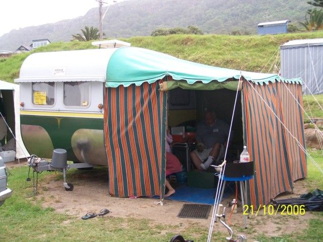 Hi VVs What Size An Awning For My Sunny I Have The Original Annex