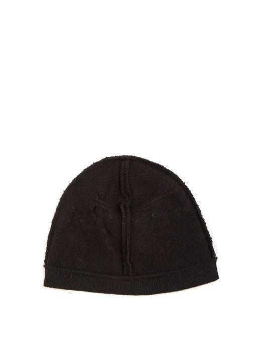 BALENCIAGA Destroyed beanie hat.  balenciaga  hat  141c48eb28e