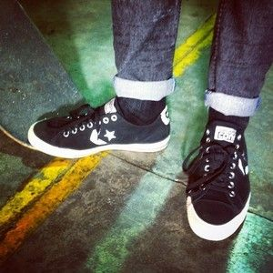 Amo los CONS los mejores sneakers para patinar #consmx #converseconsmx #conversemexico #CONS #starplayer #sneakers #skatelife #shoesareboringwearsneakers